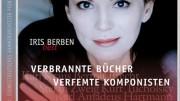 Cover_Iris Berben_Verbrannte Bücher